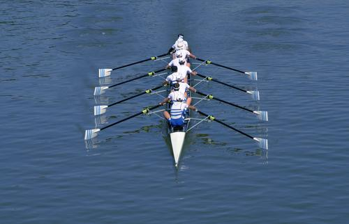 3. Rowing
