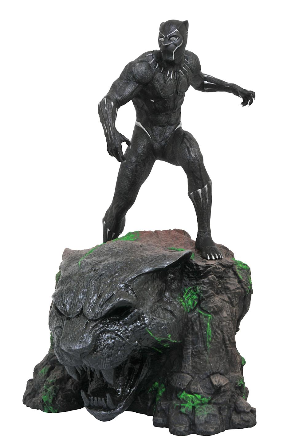 <p>Here's a hot tip: Diamond is only making 1,000 of these resin statues, so make sure to get yours with Quicksilver-like speed. (Photo: Diamond Select Toys) </p>