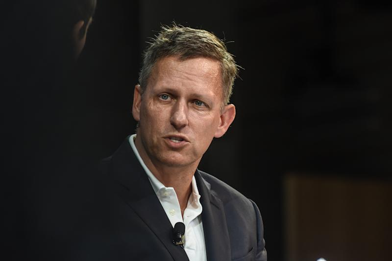 Peter Thiel, cofundador do PayPal e autor do livro 'De Zero a Um'. (Foto: Stephanie Keith/Getty Images)