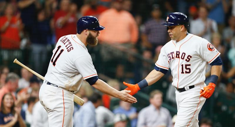 The Astros might still need to make a move before September. (AP)
