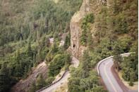 """<p><strong>The Drive: </strong><a href=""""https://go.redirectingat.com?id=74968X1596630&url=https%3A%2F%2Fwww.tripadvisor.com%2FAttraction_Review-g52104-d116788-Reviews-Columbia_River_Highway-Troutdale_Oregon.html&sref=https%3A%2F%2Fwww.goodhousekeeping.com%2Flife%2Ftravel%2Fg37101557%2Fmost-scenic-drives-in-america%2F"""" rel=""""nofollow noopener"""" target=""""_blank"""" data-ylk=""""slk:Historic Columbia River Highway"""" class=""""link rapid-noclick-resp"""">Historic Columbia River Highway</a></p><p><strong>The Scene: </strong>Known as America's first scenic highway, the Historic Columbia River Highway runs a total length of 73 miles through the <a href=""""https://go.redirectingat.com?id=74968X1596630&url=https%3A%2F%2Fwww.tripadvisor.com%2FAttraction_Review-g28958-d116954-Reviews-Columbia_River_Gorge_National_Scenic_Area-Oregon.html&sref=https%3A%2F%2Fwww.goodhousekeeping.com%2Flife%2Ftravel%2Fg37101557%2Fmost-scenic-drives-in-america%2F"""" rel=""""nofollow noopener"""" target=""""_blank"""" data-ylk=""""slk:Columbia River Gorge National Scenic Area"""" class=""""link rapid-noclick-resp"""">Columbia River Gorge National Scenic Area</a> from <a href=""""https://go.redirectingat.com?id=74968X1596630&url=https%3A%2F%2Fwww.tripadvisor.com%2FAttractions-g52104-Activities-Troutdale_Oregon.html&sref=https%3A%2F%2Fwww.goodhousekeeping.com%2Flife%2Ftravel%2Fg37101557%2Fmost-scenic-drives-in-america%2F"""" rel=""""nofollow noopener"""" target=""""_blank"""" data-ylk=""""slk:Troutdale"""" class=""""link rapid-noclick-resp"""">Troutdale</a> to the <a href=""""https://go.redirectingat.com?id=74968X1596630&url=https%3A%2F%2Fwww.tripadvisor.com%2FTourism-g52093-The_Dalles_Oregon-Vacations.html&sref=https%3A%2F%2Fwww.goodhousekeeping.com%2Flife%2Ftravel%2Fg37101557%2Fmost-scenic-drives-in-america%2F"""" rel=""""nofollow noopener"""" target=""""_blank"""" data-ylk=""""slk:Dalles"""" class=""""link rapid-noclick-resp"""">Dalles</a>. </p><p><strong>The Pit-Stop: </strong>Get the best views of the Gorge from the <a href=""""https://go.redirectingat.com?id=74968X1596630&url=https%3A%2F%2Fwww.tripad"""