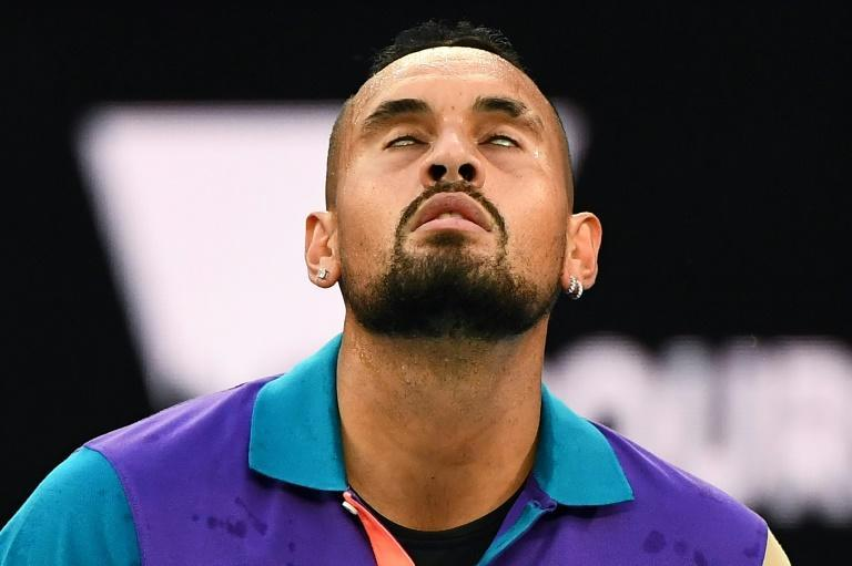 """I'm not gonna force myself around the world when the time is not right where I have to quarantine for a week and then play. I don't particularly care, either"" said Australia's Nick Kyrgios"
