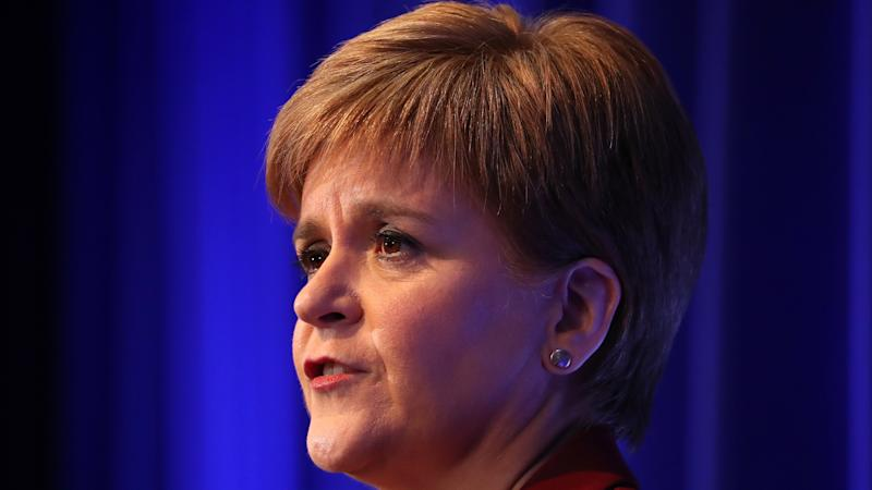 Sturgeon urges SNP members not to campaign for axed candidate