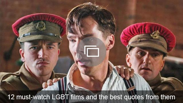 LGBT films slideshow