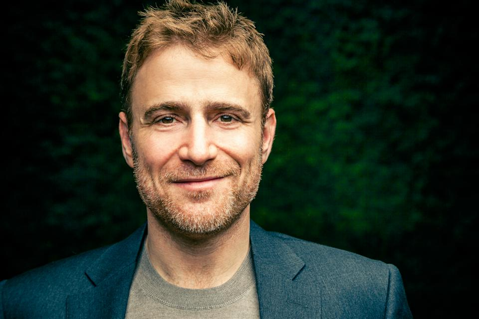 Slack co-founder and CEO Stewart Butterfield.