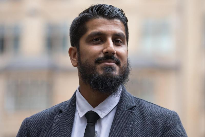 Muhammad Rabbani is the international director of campaign group Cage: AFP/Getty Images