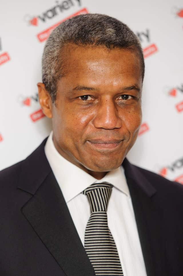 Hugh Quarshie will reprise his role as Neville Lawrence