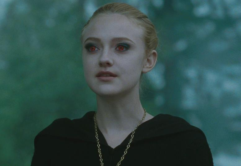 <p>Dakota Fanning was already very well-known by the time she joined the <em>Twilight</em> movies to play (the kinda evil) Jane in <em>New Moon</em>. She'd already done <em>Uptown Girls, I am Sam, </em><em>The Cat in the Hat</em> and <em>Charlotte's Web</em>. </p>