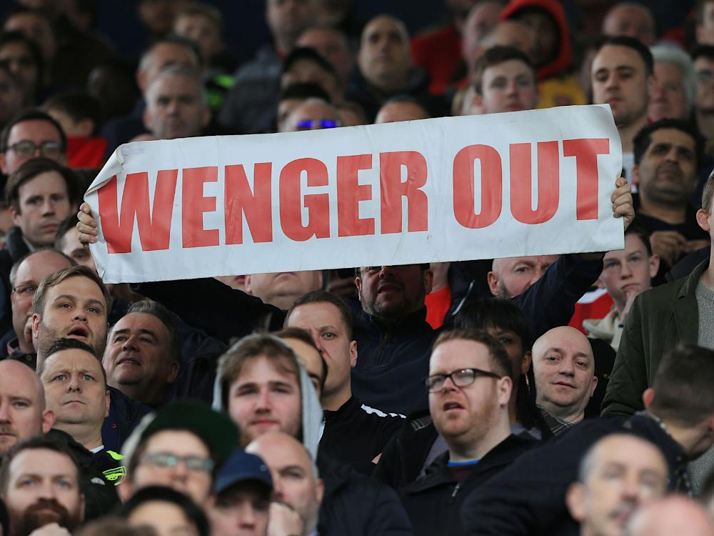 The banner has been spotted all over the world: Getty