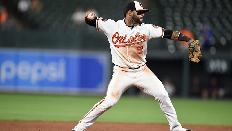 Orioles trade IF Jonathan Villar to Marlins for pitching prospect