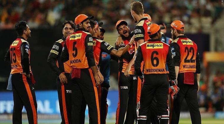 Sunrisers lost to Chennai Super Kings 4 times in the tournament