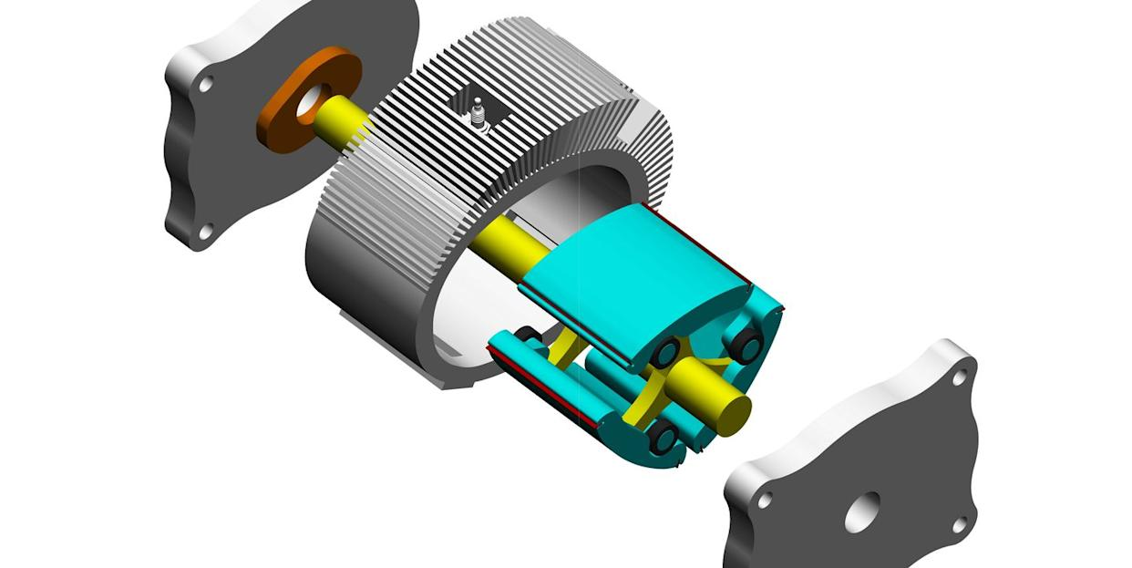The Rhombus Rotary Engine: Can a Quirky New Design Top the Famous