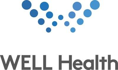 WELL Health Technologies Corp. (TSX: WELL) Logo (CNW Group/WELL Health Technologies Corp.)
