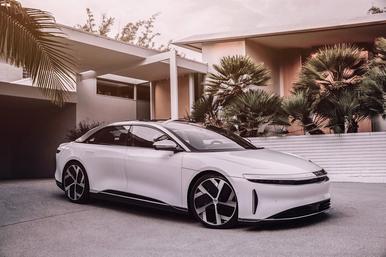 Credit: Lucid Motors