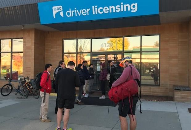 Wait times for ICBC road tests soar as new drivers show up