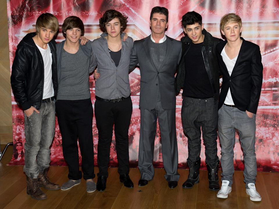 One Direction was originally formed on July 23, 2010.