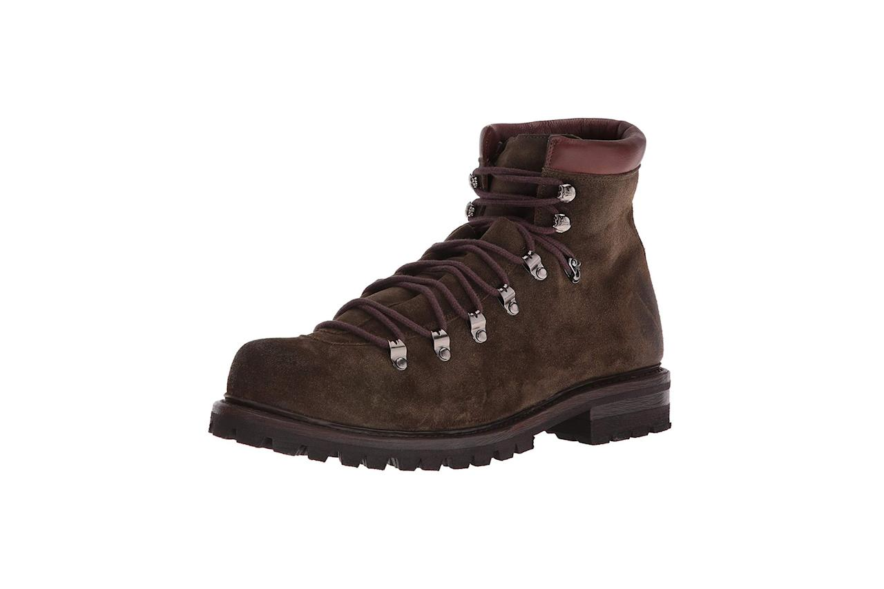 "$94, Amazon. <a href=""https://www.amazon.com/FRYE-Mens-Wyoming-Hiker-Olive/dp/B01BO3LCX0/ref=sr_1_136?dchild=1&fst=as%3Aoff&qid=1576127946&refinements=p_n_feature_eighteen_browse-bin%3A14630392011%2Cp_89%3AFRYE&rnid=2528832011&s=apparel&sr=1-136&th=1&psc=1"">Get it now!</a>"