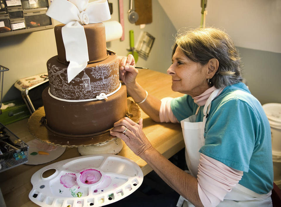 <p>Let your creative and culinary juices flow with this job. Pay on average is $13.21 an hour. (Getty) </p>
