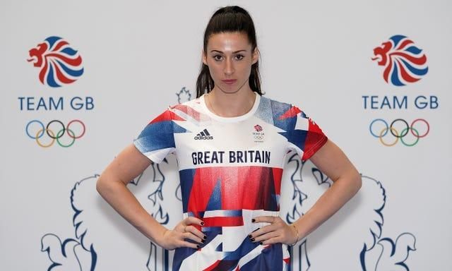 Bianca Walkden carries medal hopes for Team GB on Tuesday