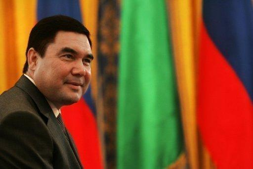 Turkmenistan pushes ambitious trans-Afghan pipeline