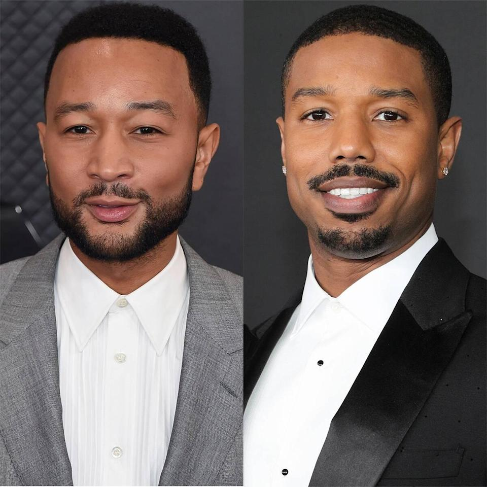 John Legend Has the Perfect Response After Michael B. Jordan Dethrones Him as Sexiest Man Alive