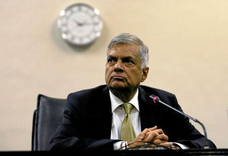 Sri Lanka's prime minister to step down seven weeks after appointment