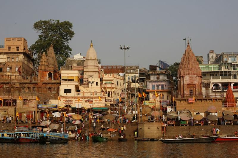 Single-ticket System to Facilitate Tourism in Varanasi Amid Covid-19 Pandemic