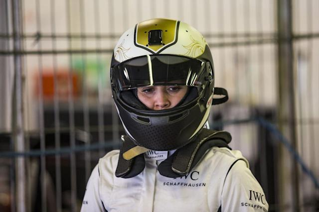 <p>Jorda, who is on the FIA Women in Motorsport Council, needs to be ignored.</p>