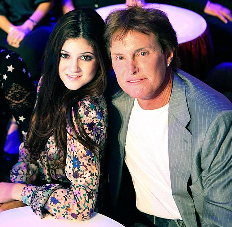 Kylie Jenner Slams Reports That Bruce Jenner Is Not Her Biological Father