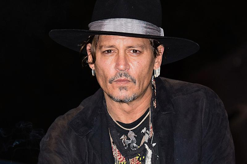 Johnny Depp's Next Movie Pulled from Release Amid on Set Lawsuit Actor Calls 'Absurd'
