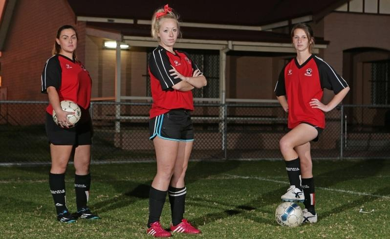 Facilities lacking for womens sport