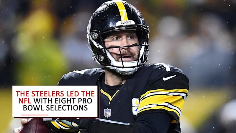 new styles 45f9b ee6dd 2018 AFC, NFC Pro Bowl Rosters Announced: Steelers Lead With ...