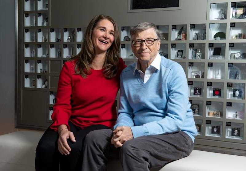 Bill and Melinda Gates Say It's Not Fair That They Have So Much Wealth