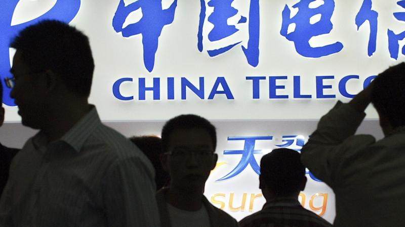 US senators call for approvals review of Chinese telecoms operators