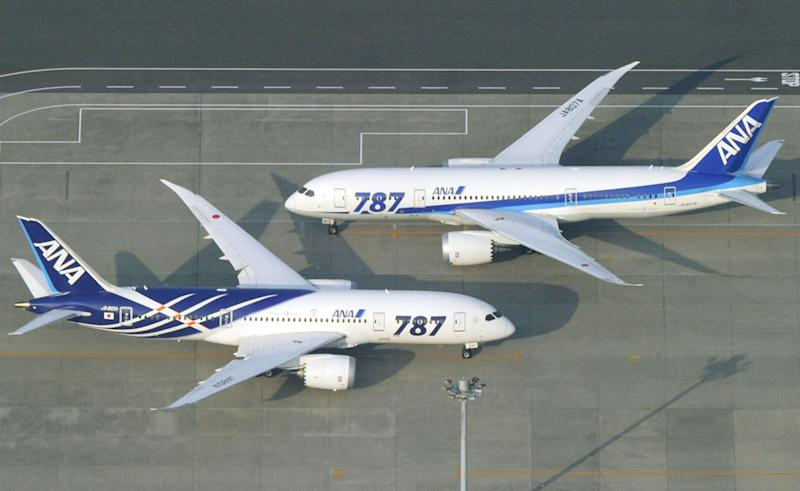 Japan allows airlines set to resume 787 flights