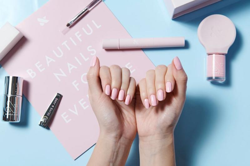 Olive & June's Mani Bootcamp Has Arrived to Help us Nail At-Home Manicures