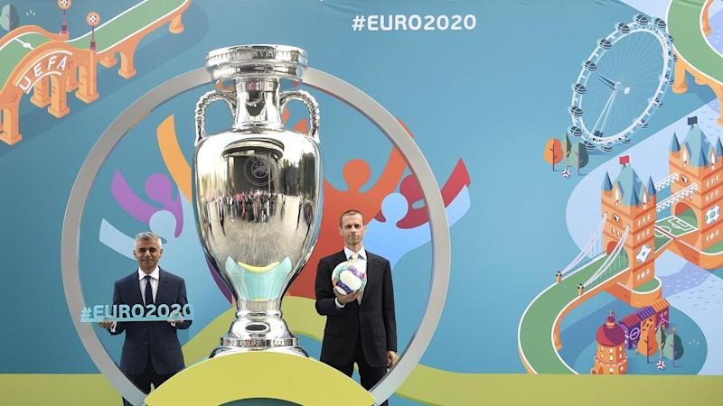 Euro 2020 will not be played this year due to coronavirus with the tournament rescheduled for 2021