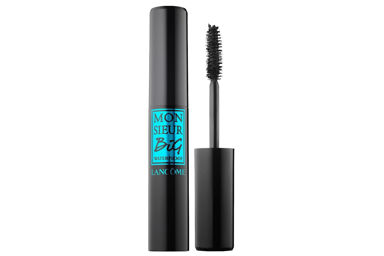 "<p><strong>BUY IT: $25;<em> <a href=""https://click.linksynergy.com/deeplink?id=93xLBvPhAeE&mid=2417&murl=https%3A%2F%2Fwww.sephora.com%2Fproduct%2Fmonsieur-big-waterproof-mascara-P429440&u1=SL%2CRX_1907WaterproofMascaras_Lanc%25C3%25B4meMonsieurBigWaterproofMascara%2Csimsj%2C%2CIMA%2C623981%2C201907%2CI"" target=""_blank"">sephora.com</a></em></strong></p> <p> Lucky for us, Lancôme delivered their fan-favorite mascara in a waterproof version—and it'll last up to 24 hours. </p>"