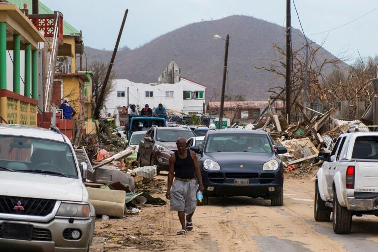 Debris still clogs the streets, many homes have been left uninhabitable, communications have not been fully restored, and tens of thousands are already without power, food and water