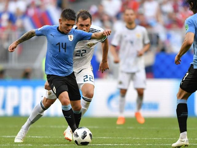 Uruguay vs Russia, World Cup 2018: Lucas Torreira will offer Arsenal none of the drama Granit Xhaka does - and that's a good thing, scouting report