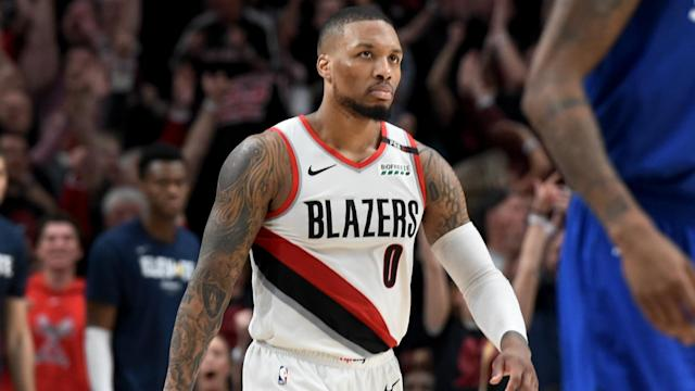 As others form super teams, Damian Lillard wants to continue starring for the Portland Trail Blazers.