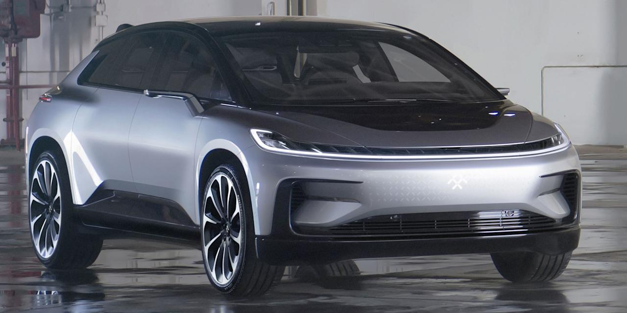 faraday future claims its electric minivan is quicker than these ten rh yahoo com
