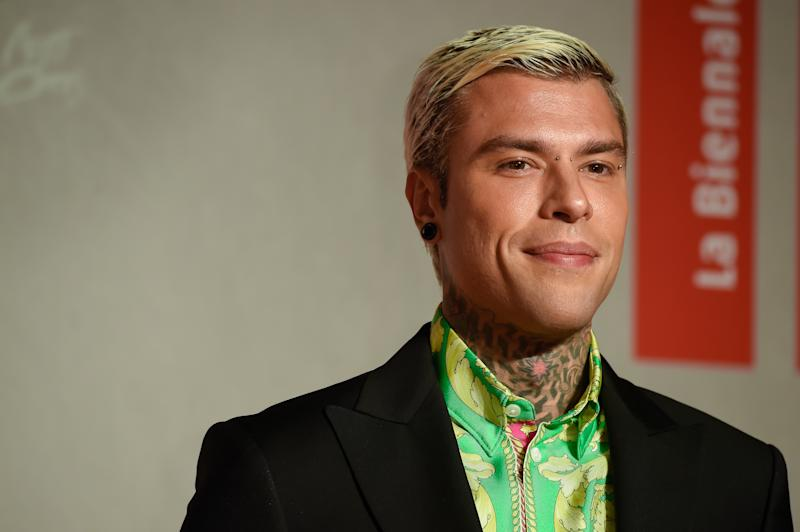 Fedez at the 76 Venice International Film Festival 2019. Unposted red carpet. Venice (Italy), September 4rt, 2019 (photo by Marilla Sicilia/Archivio Marilla Sicilia/Mondadori Portfolio via Getty Images)