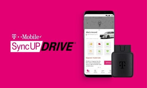 T-Mobile SyncUP DRIVE Gets a Fresh Upgrade: New Features