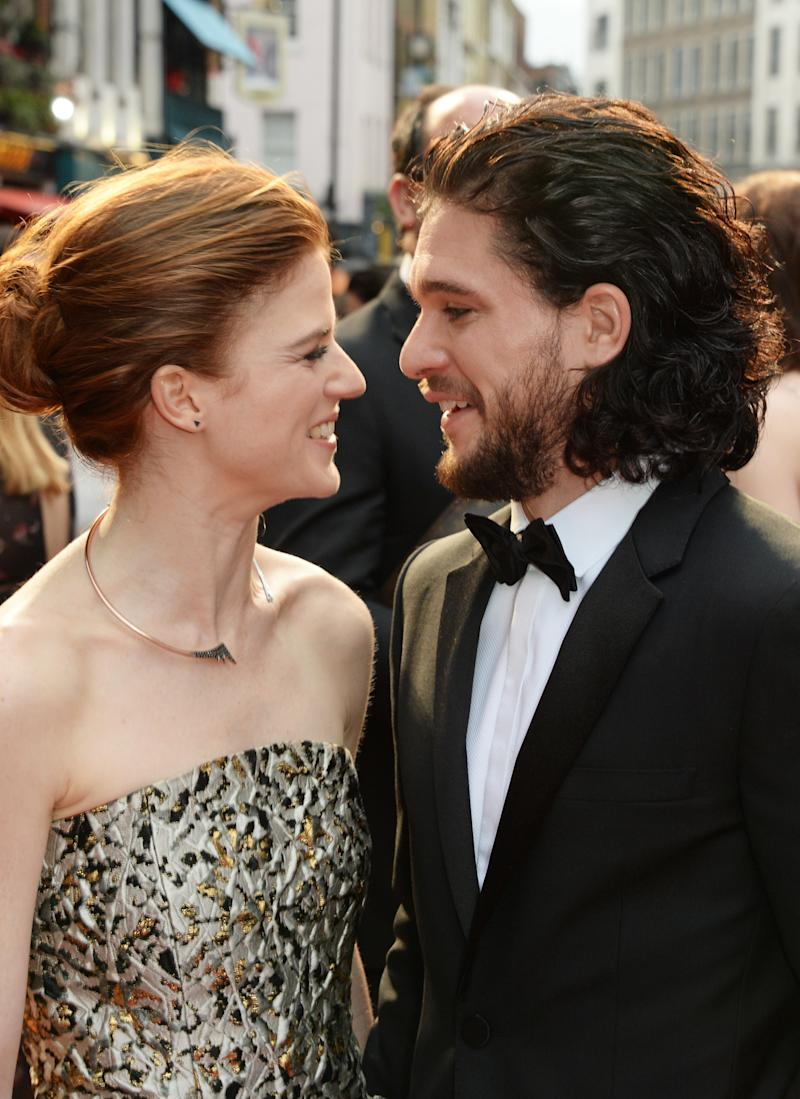 Game of Thrones ' Kit Harington and Rose Leslie Reveal Their Wedding Date