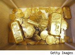 Gold Fever Strikes the Super-Rich