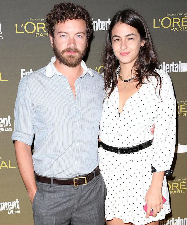 Danny Masterson and Alanna Masterson (Photo: Frederick M. Brown/Getty Images)
