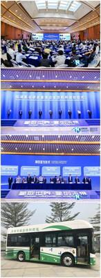 UNDP Hydrogen Industry Conference 2019 and Hydrogen Fuel Cell Bus