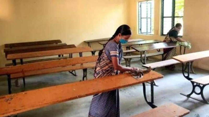 UP: Schools to reopen for Classes 9-12 from October 19
