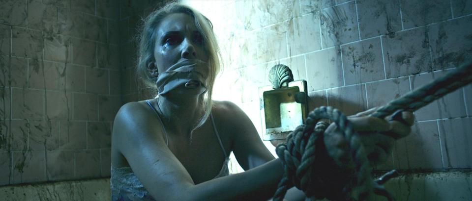 """<p>This 2018 horror movie tells the tale of a woman who decides to befriend a woman who cleans houses and has burn scars on her face. Things seem to be going well, until, well, they don't.</p> <p><a href=""""https://www.amazon.com/Cleaning-Lady-Alexis-Kendra/dp/B08DD71Q2F/ref=sr_1_1?dchild=1&amp;keywords=The+Cleaning+Lady&amp;qid=1597685395&amp;s=instant-video&amp;sr=1-1"""" class=""""link rapid-noclick-resp"""" rel=""""nofollow noopener"""" target=""""_blank"""" data-ylk=""""slk:Watch The Cleaning Lady on Amazon Prime now."""">Watch <b>The Cleaning Lady</b> on Amazon Prime now.</a></p>"""